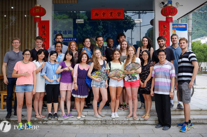 2 week chinese course in yangsuo in yangshuo 299662