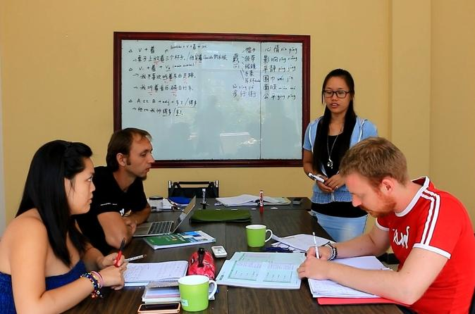 One day chinese course in yangshuo in yangshuo 275195