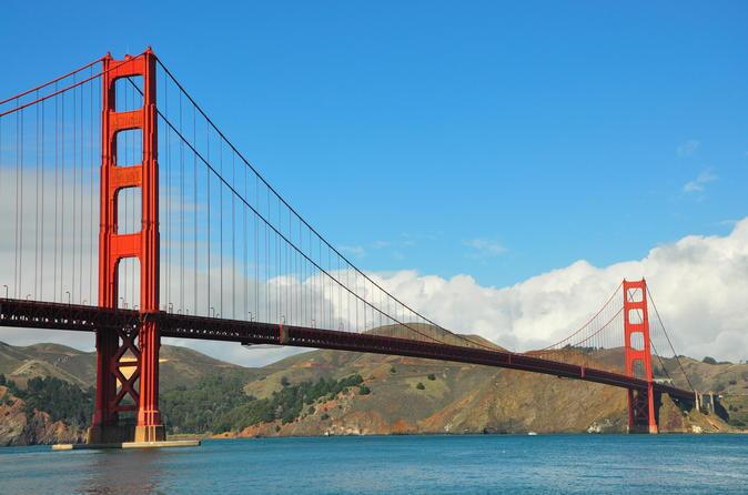 Cruzeiro de ponte a ponte de San Francisco
