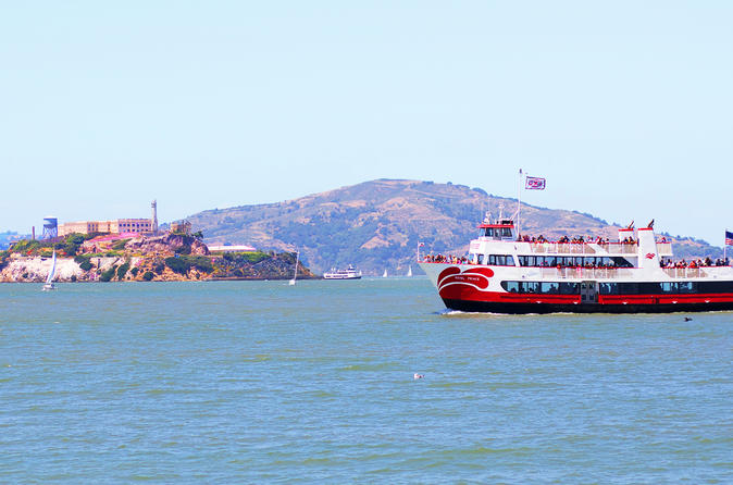 Golden Gate Bay Cruise