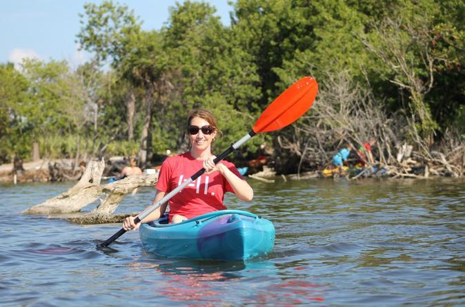 Econlockhatchee River Kayaking Tour in Florida