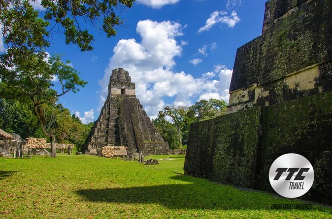 2 Days 1 Night - Tour to Tikal