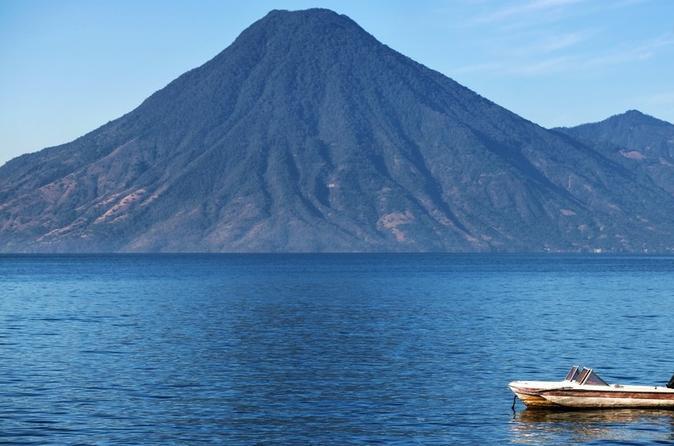 Day Tour to Atitlan Lake from Guatemala City