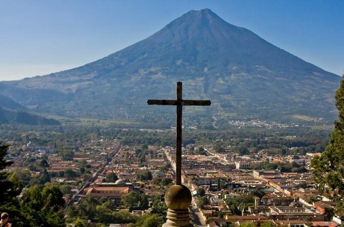 Half Day Tour to Antigua Guatemala