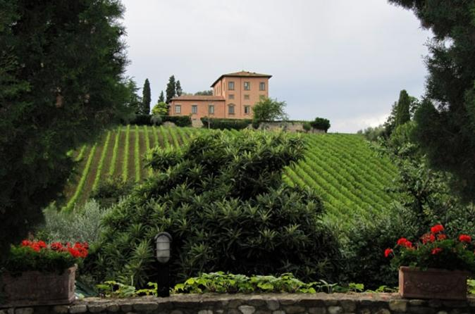 Siena san gimignano and chianti wine region small group day trip from in florence 117483