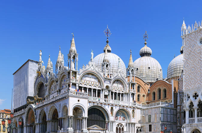 Skip The Line Venice Walking Tour With St Mark S Basilica