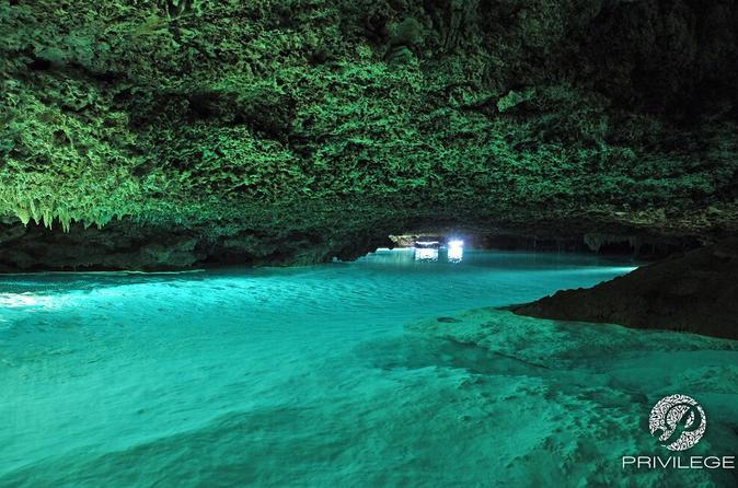 Cancun Privilege Route at Rio Secreto