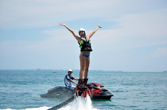 Flyboard Excursion in Cancun