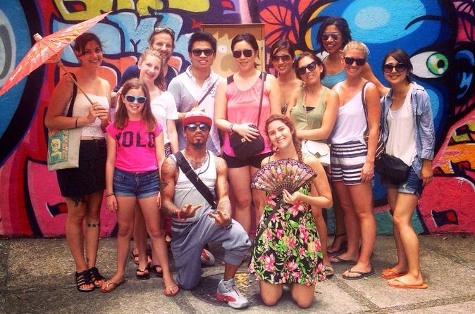 Excursão de meio dia de artes pelas ruas do Rio
