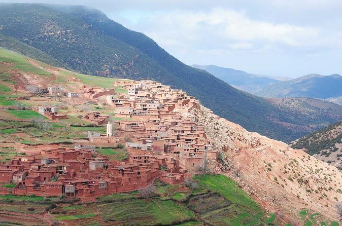 Full-Day Private Tour to Ourika Valley from Marrakech