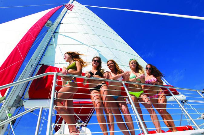 Key West Sunset Snorkel Sail