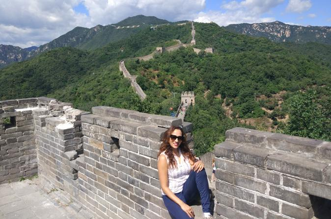 2-Day Private Beijing Tour with Forbidden City and Great Wall