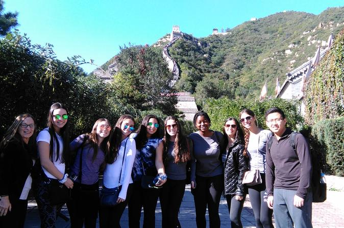 All-Inclusive Private Day Tour: Juyongguan Great Wall and Ming Tombs