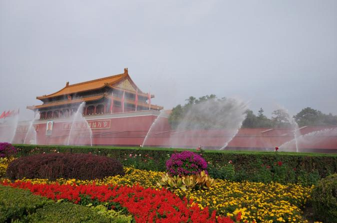 Beijing Private 2-Day Tour from Tianjin Port or PEK Airport