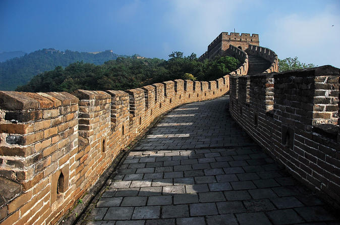 Private Transfer Service To Mutianyu Great Wall