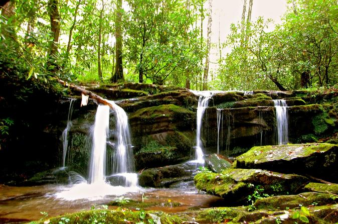 Great smoky mountains waterfall adventure in gatlinburg 276330