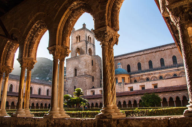 Palermo catacombs and monreale half day tour in palermo 281075