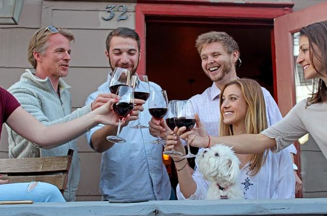 Santa Barbara Self-Guided Anacapa Wine Walk