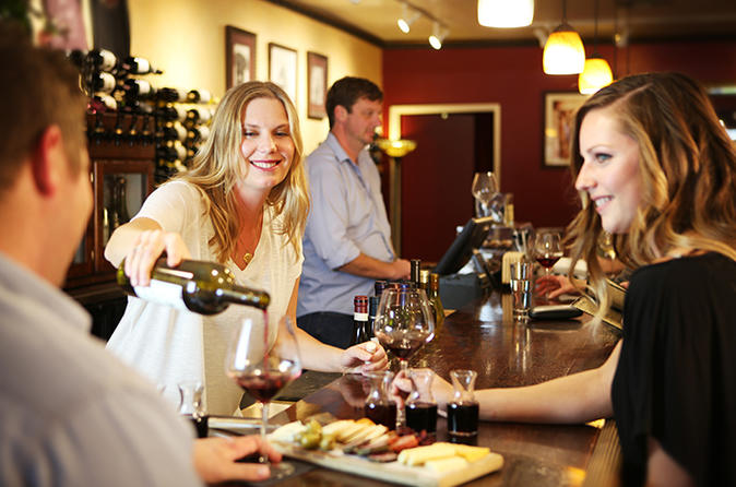 Self guided solvang windmill wine walk in solvang 369404
