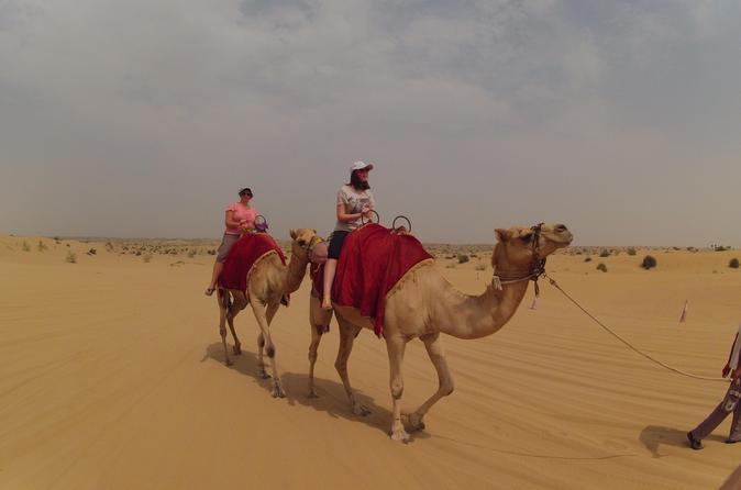 4x4 morning dubai desert safari with camel riding in sharjah 299062