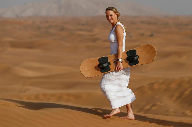 4x4 morning dubai desert safari with sandboarding in sharjah 299051