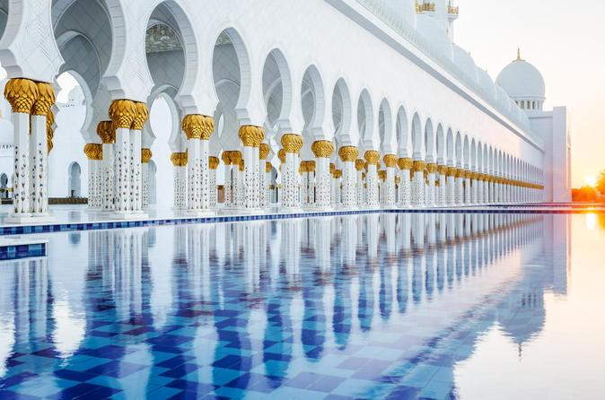 Abu dhabi city tour from sharjah in sharjah 298686