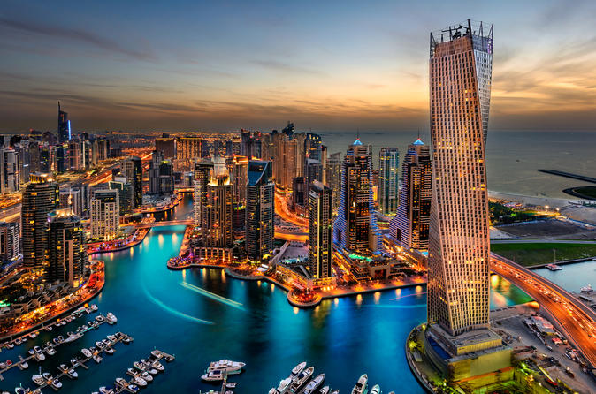 Dhow Dinner Cruise Dubai Marina