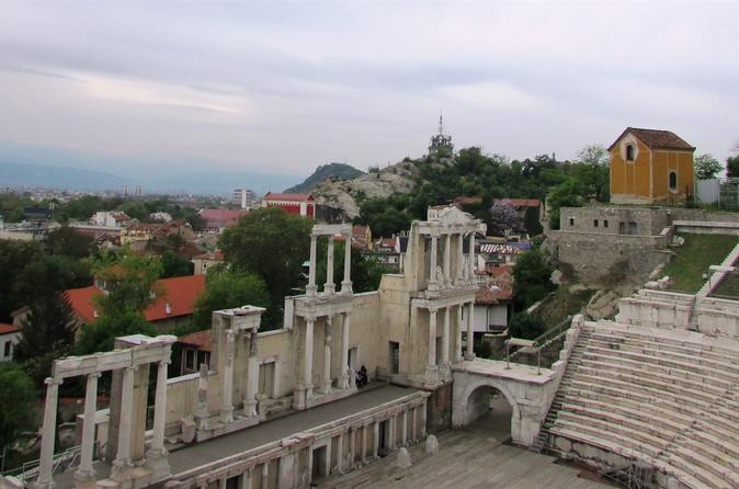 Plovdiv private sightseeing tour in plovdiv 305277