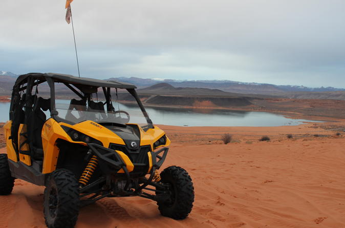 Atv tour full day in st george 307073