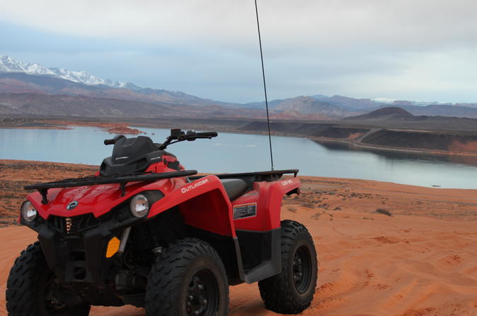 Half day atv tour in st george 299980