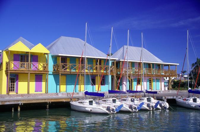 Antigua Shore Excursion: City of St John's Sightseeing Tour