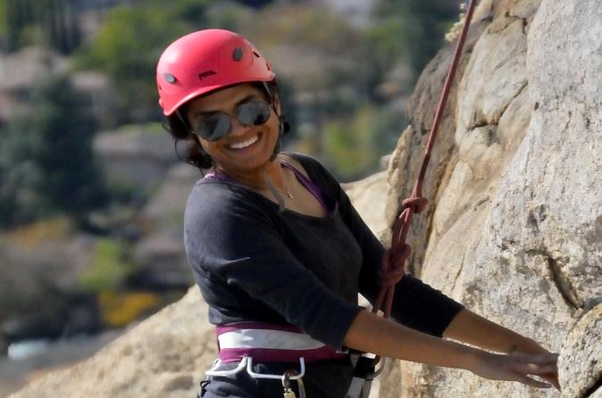 Half-Day Rock Climbing Adventure in Joshua Tree National Park