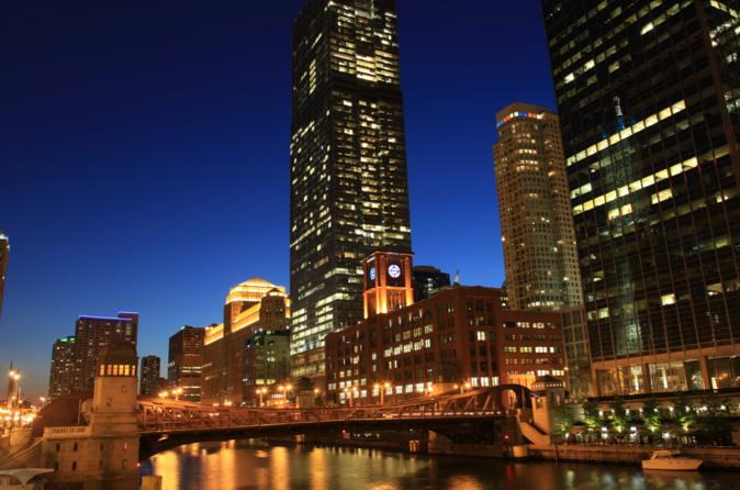 Private Chicago Mafia and Blues Evening Tour