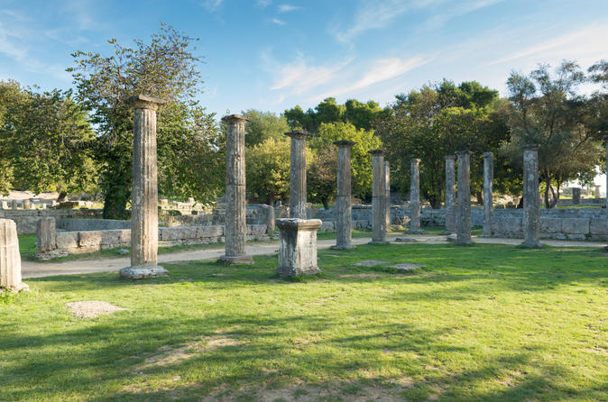 Ancient olympia full day trip from zakynthos in zakinthos 283699