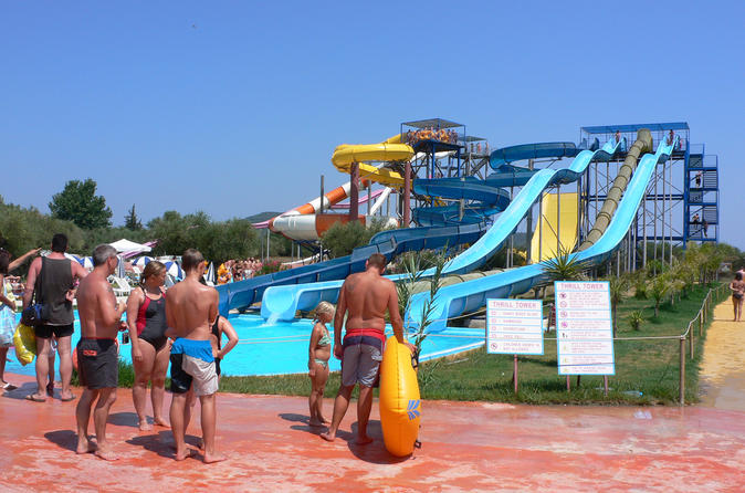 Water park day trip in zakynthos in zakinthos 277096