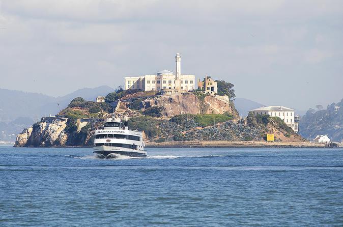 Alcatraz and San Francisco City Tour Combo