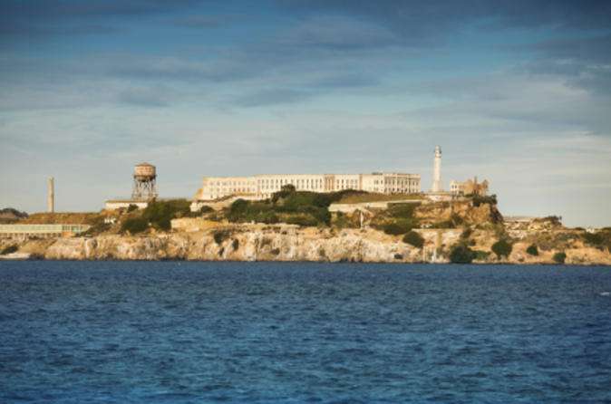 San Francisco Tour and Cruise Around Alcatraz Island