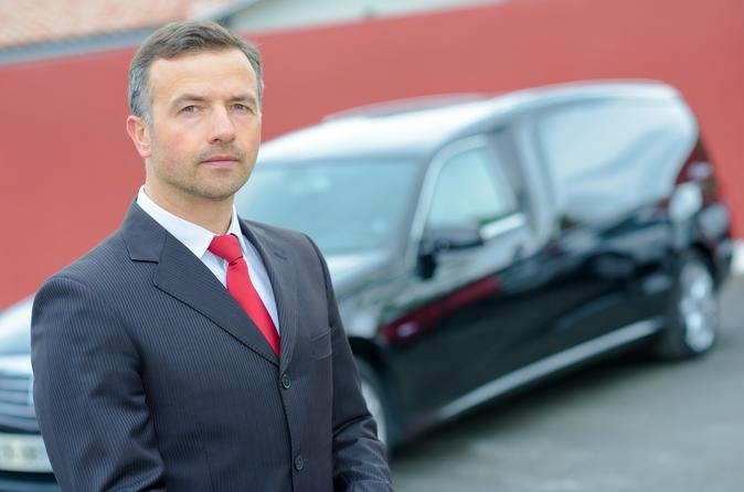 Private Arrival Transfer from Gatwick to Central London