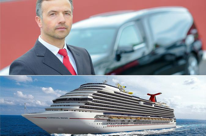 Private Transfer from London to Southampton cruise port