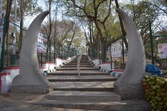 Bull temple layout Heritage walk