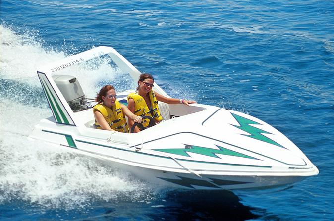 Adventure Tour: Driving Your Own Speedboat