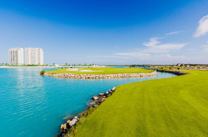 Puerto Cancun Golf Course: Twilight and 9 Holes