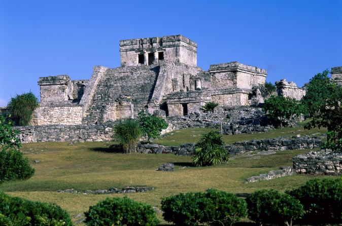 Tulum Express Guided Tour from Cancun