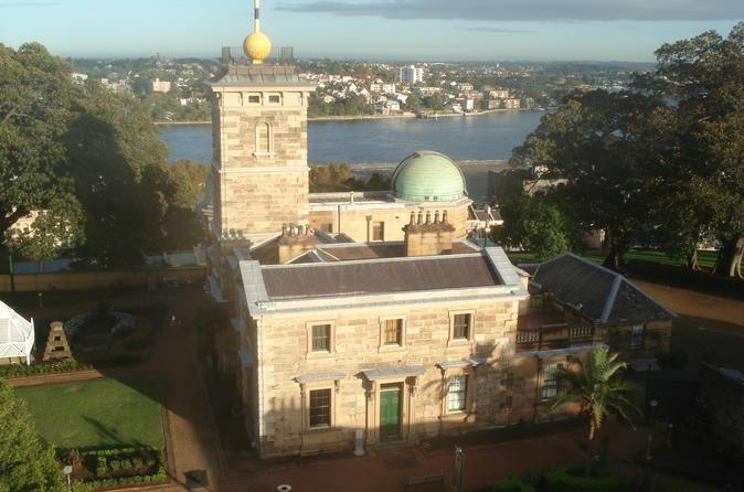 Sydney Observatory Astronomy Daytime Tour
