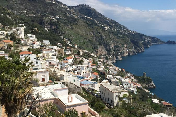 Amalfi coast private day tour from sorrento positano ravello and in sorrento 279295
