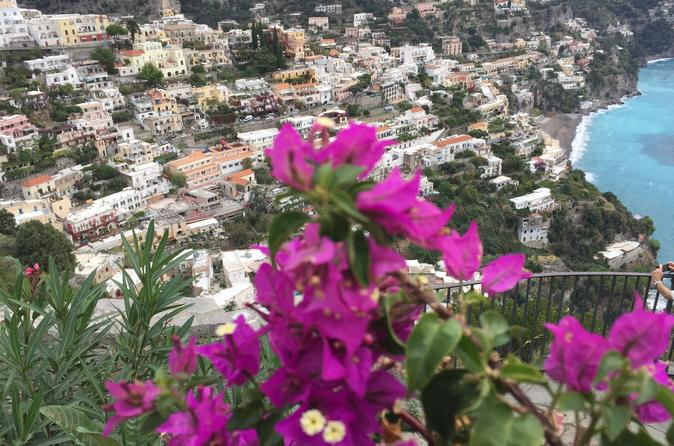 Sorrento Hotel Shared Tour To The Amalfi Coast