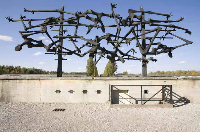 Dachau concentration camp memorial small group tour from munich in munich 115695
