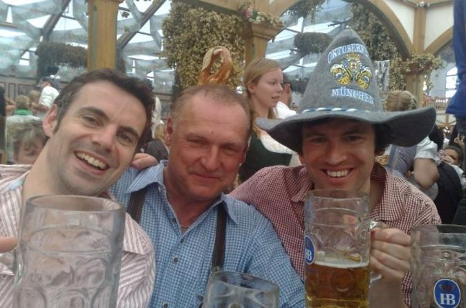 Munich Oktoberfest Tickets and Tour