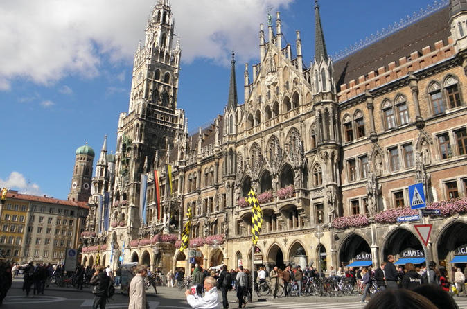 Private Tour: Munich Old Town Walking Tour
