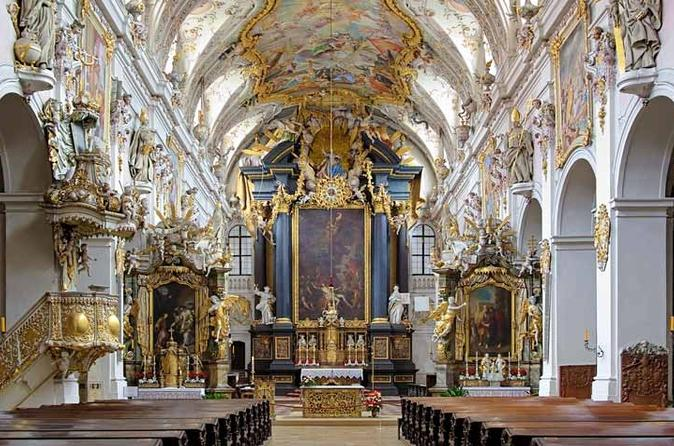 Regensburg Rail Day Trip from Munich